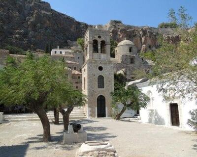 Monemvasía Grecia