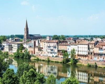 Montauban Francia