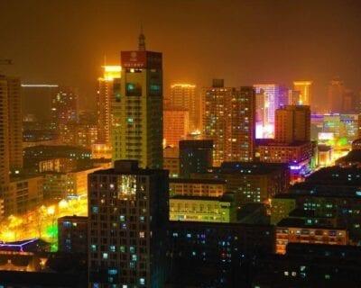 Mudanjiang China