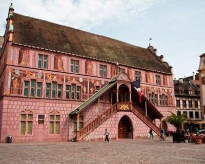 Mulhouse Francia