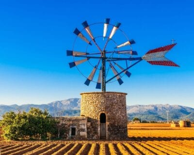 Muro, Mallorca España