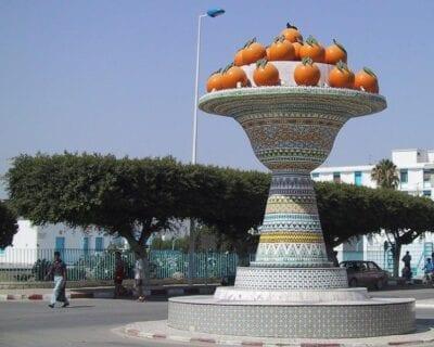 Nabeul Túnez