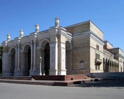 Navoi Uzbekistán