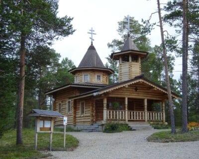 Nellim Finlandia