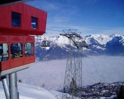 Nendaz (4 vallées) Suiza