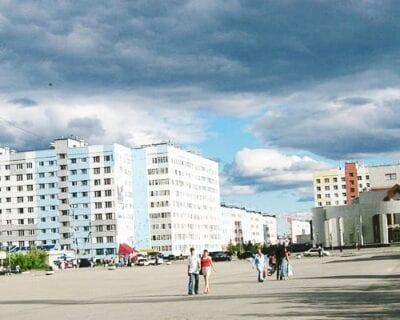 Novy Urengoy Rusia