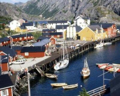 Nusfjord Noruega