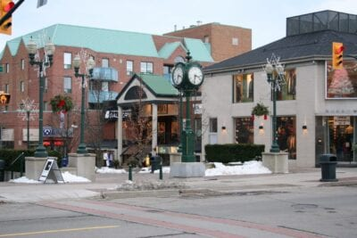 Oakville Canadá