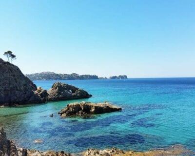 Oeste de Mallorca España