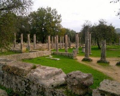 Olympia Grecia