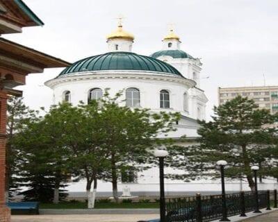 Orenburg Rusia