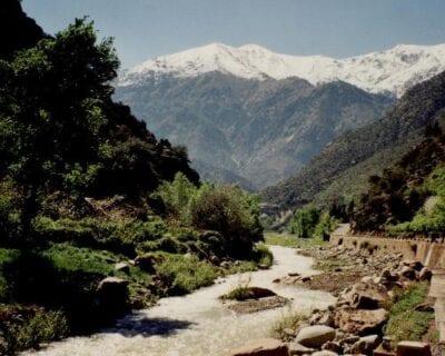 Ourika Marruecos