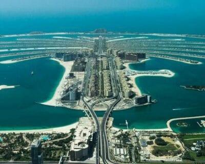 Palm Islands Emiratos Árabes Unidos
