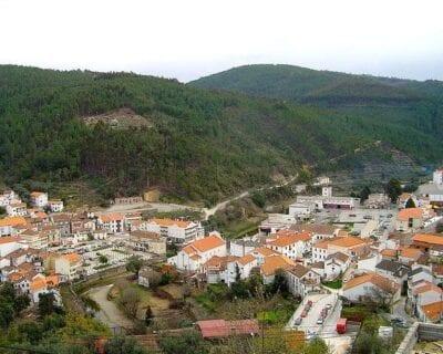 Pampilhosa da Serra Portugal
