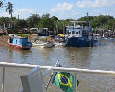 Parnaiba Brasil