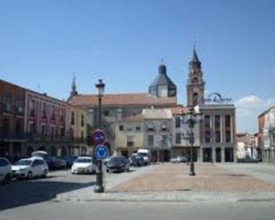 Peñaranda de Bracamonte España
