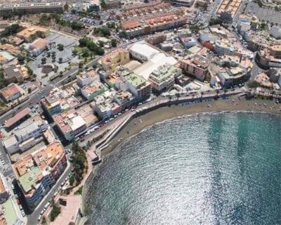 Playa Taurito España