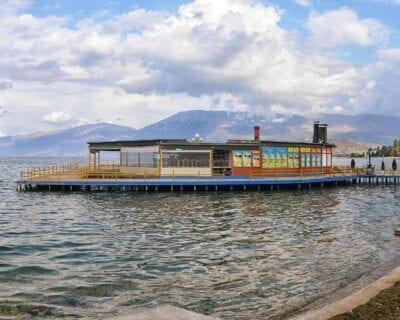 Pogradec Albania
