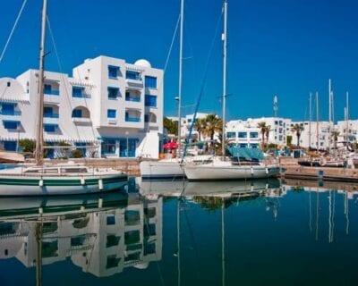 Port El Kantaoui Túnez