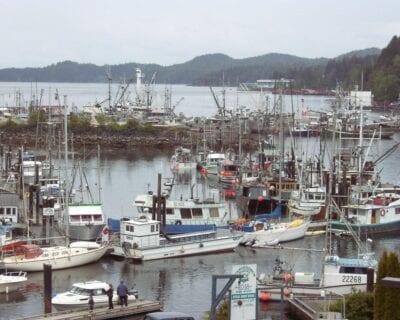 Port Hardy Canadá