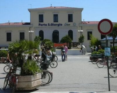 Porto San Giorgio Italia