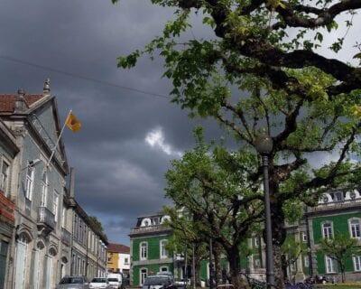Povoa de Lanhoso Portugal