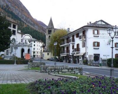 Pré-Saint-Didier Italia