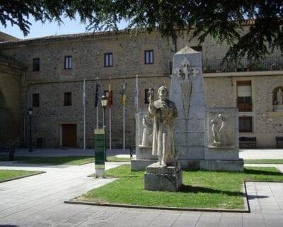 Puebla de la Calzada España