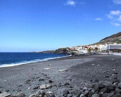 Puerto Naos, La Palma España