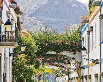 Puerto Rico , Gran Canaria España