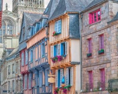 Quimper Francia