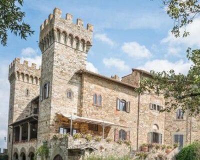 Radda in Chianti Italia
