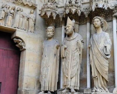 Reims Francia