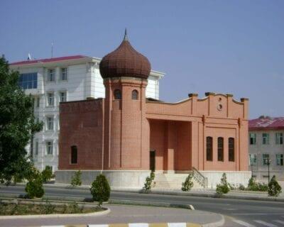 República autónoma de Najicheván Azerbaiyán