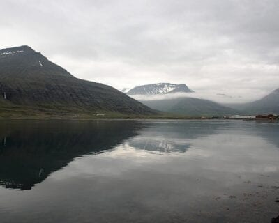 Reydarfjordur Islandia