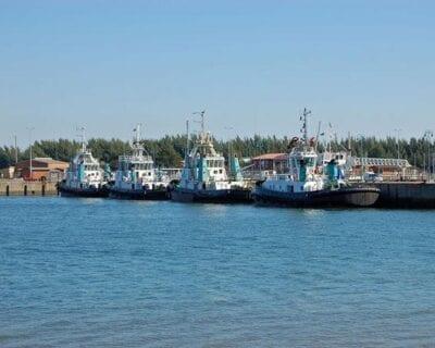 Richards Bay República de Sudáfrica