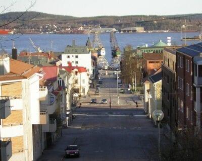 Örnsköldsvik Suecia
