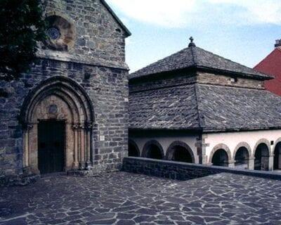 Roncesvalles España