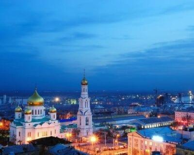 Rostov-on-Don Rusia