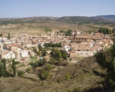 Rubielos de Mora España