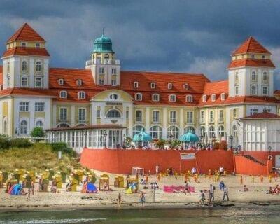 Rugen Island Alemania