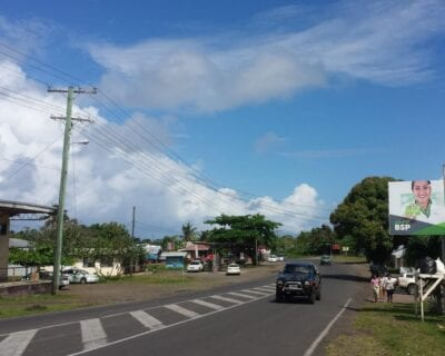 Salelologa (Savaii) Samoa