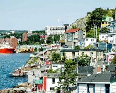 San Juan de Terranova Canadá