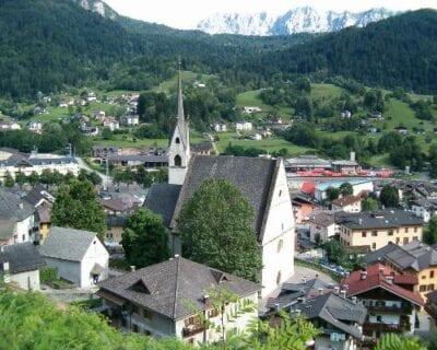 San Martino di Castrozza Italia
