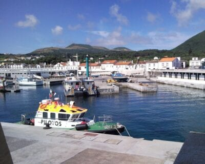 Santa Cruz da Graciosa Portugal