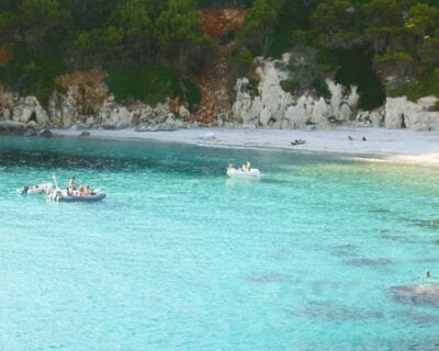 Santo Tomas, Menorca España