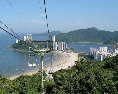 Sao Vicente Santos Brasil