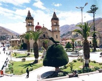 Satipo Perú
