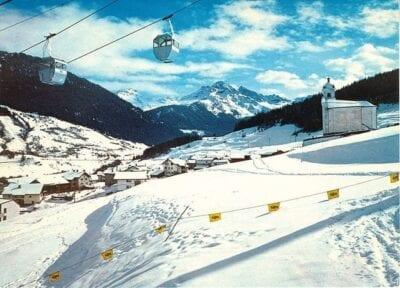 Savognin Suiza