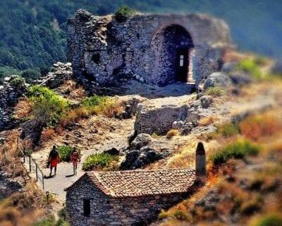 Sciathos Grecia